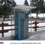 kasa automatyczna FAAC PARAGON 2