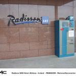 kasa automatyczna - płątny automatyczny system parkingowy FAAC