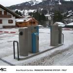 system parkingowy płatny automatyczny FAAC