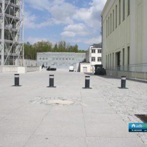 Automatyczne hydrauliczne zapory drogowe -  ADB Komfort