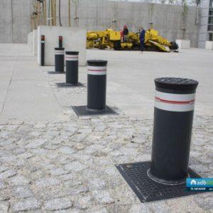 Automatyczne zapory drogowe Fadini Vigilo - Instalacja ADB Komfort 7