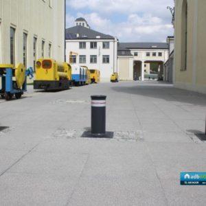 Słupki drogwe  automatyczne Fadini Vigilo - Instalacja ADB Komfort 2