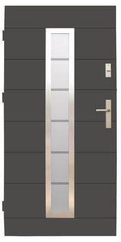 Drzwi stalowe Wikęd 12C