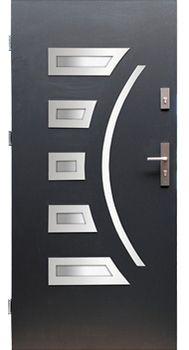 Drzwi stalowe Wikęd 23