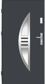 Drzwi stalowe Wikęd 24