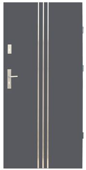 Drzwi stalowe Wikęd 32