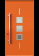 Drzwi stalowe Wikęd 341