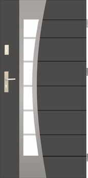 Drzwi stalowe Wikęd 37