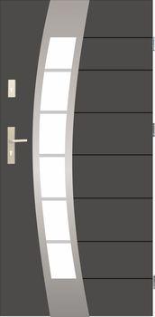 Drzwi stalowe Wikęd 38