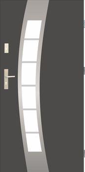 Drzwi stalowe Wikęd 38a