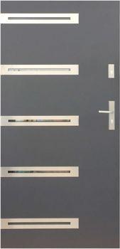 Drzwi stalowe Wikęd 39B