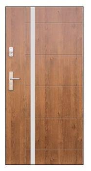 Drzwi stalowe Wikęd 41A