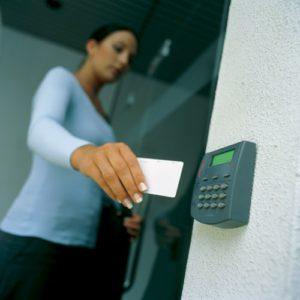 Kontrola dostępu karty zbliżeniowe - sprzedaż i montaż