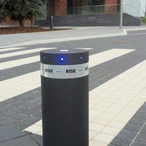 Słupek parkingowy automatyczna RISE