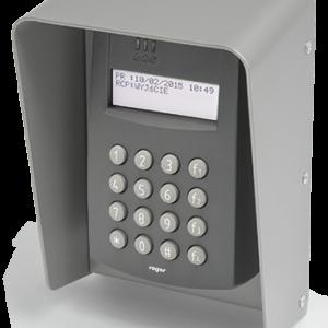 Kontroler dostepu i terminal RCP zintegrowany z czytnikiem EM 125 kHz oraz 13.56 MHz MIFARE cztery klawisze funkcyjne