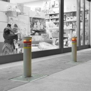 Słupki drogowe automatyczne Fadini Vigilo - sprzedaż, instalacja, serwis