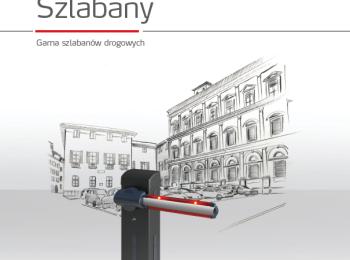 Folder Szlabany drogowe BFT Maxima, Michalangelo, Moovi, Giotto
