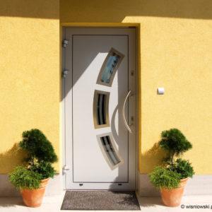Drzwi Aaluminowe Wiśniowski Deco Basic