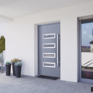Drzwi Aluminiowe Wiśniowski Creo 01