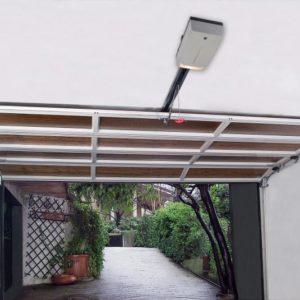 Automat do bramy garażowej FAAC D600 D1000