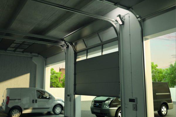 Automatyka do bram garażowych