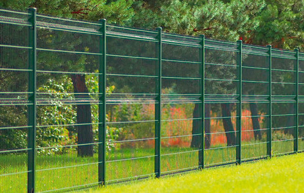 Ogrodzenia panelowe i segmentowe
