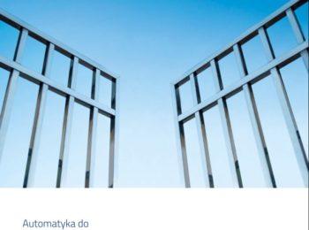 GENIUS katalog 2017 - automatyka do bram