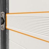 Bramy segmentowe termoizplacyjne - Elastyczne izolacyjne osłony międzypanelowe
