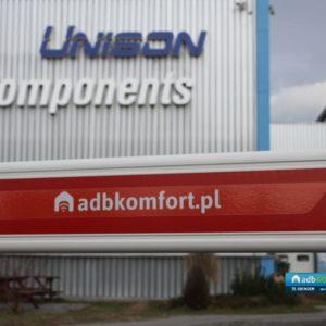 Budowa kontroli dostępu - Unison