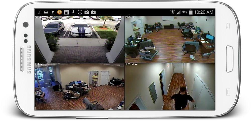 Monitoring podgląd obrazu na telefonie dzierzoniów 4