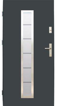 Drzwi stalowe Wikęd 12