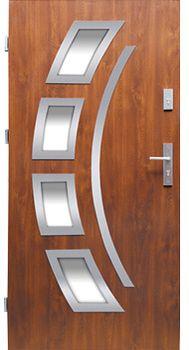 Drzwi stalowe Wikęd 21