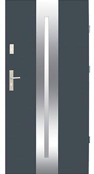 Drzwi stalowe Wikęd 26A