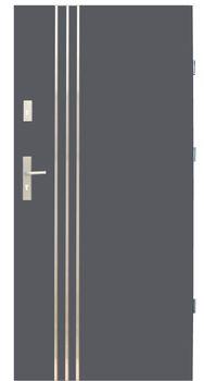 Drzwi stalowe Wikęd 32A