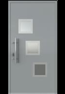 Drzwi stalowe Wikęd 340