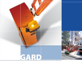 Folder Folder Szlaban CAME G2500, CAME G4000, CAME G6000, CAME G6001