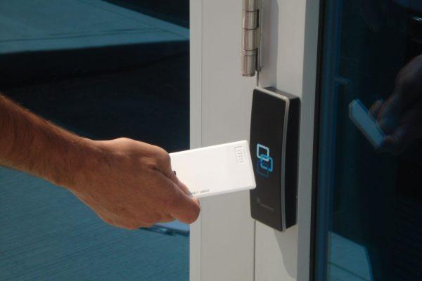 Kontrola dostępu, rejestracja czasu pracy