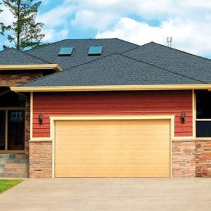 Brama garażowa segmentowa UniPro bez przetłoczeń 6