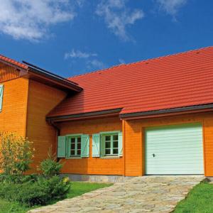 Brama garażowa segmentowa Wiśniowski UniPro SNN