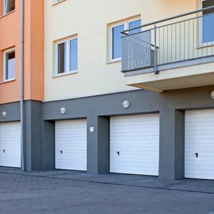 Brama garażowa segmentowa UniPro SNN 3