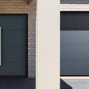 Drzwi Aluminiowe Wiśniowski Creo 30