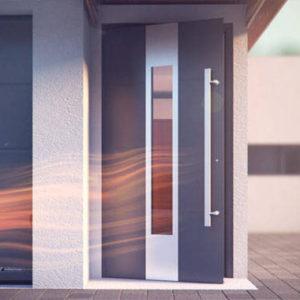 Drzwi Aluminiowe Wiśniowski Creo 5