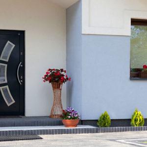 Drzwi Aluminiowe Wiśniowski 09