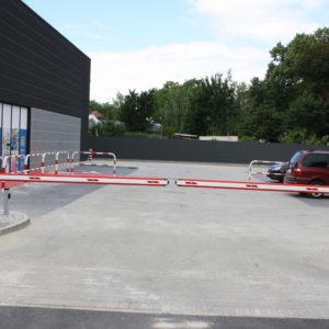 Szlabany BFT - dostawa, instalacja szlabanów 4
