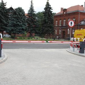 Szlabany BFT - dostawa, instalacja, serwis Kąty Wrocławskie