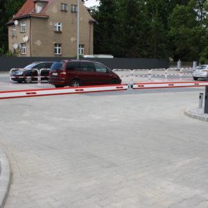 Szlabany BFT - dostawa, instalacja, serwis w Kątach Wrocławskich 3