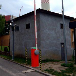 Dostawa, montaż i serwis szlabanów NICE M-BAR na elektrowni PGE TURÓW - Droga Esowata Dolna 2