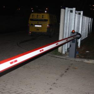 Dostawa i montaż szlaban BFT Moovi  lokalizacja Wrocław 0