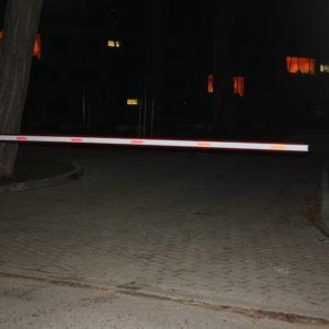 Dostawa i montaż szlaban BFT Moovi  lokalizacja Wrocław 2