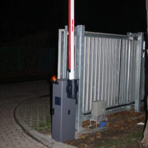 Dostawa i montaż szlaban BFT Moovi  lokalizacja Wrocław 3